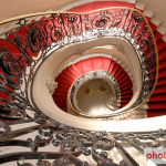 Stairs the only way is up or down, come to think of it… Property Photography