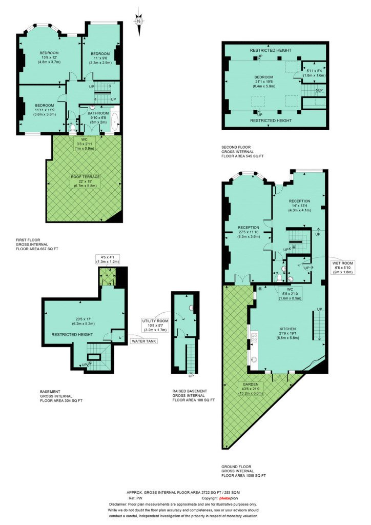Photoplan floor plans for property professionals Interactive home plans