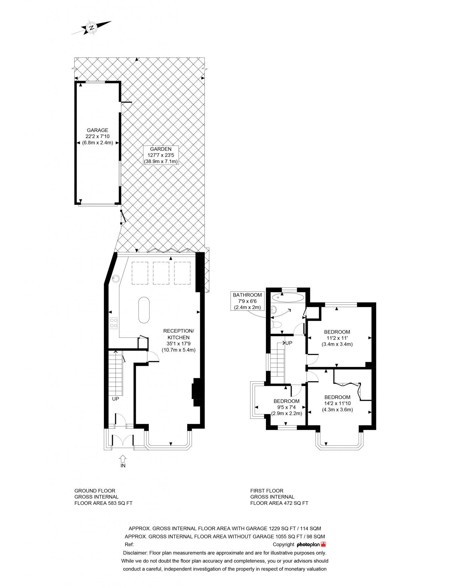Property floor plans 3d interactive floorplans photoplan for Photo plan