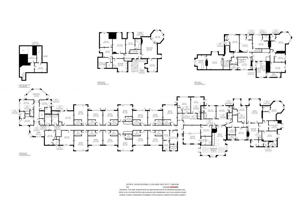 Huntington House Photoplan Property Marketing
