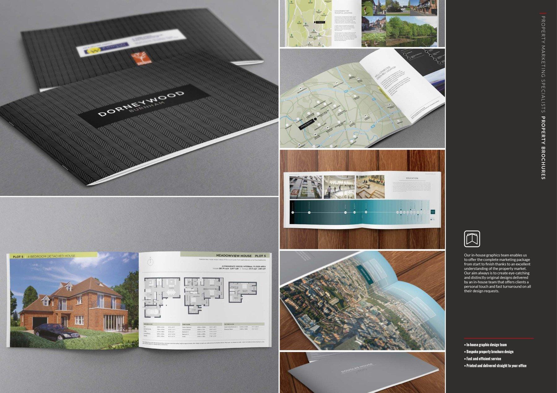 property brochure design