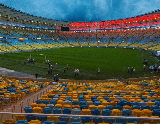 Maracanã, Copa do Mundo 2014