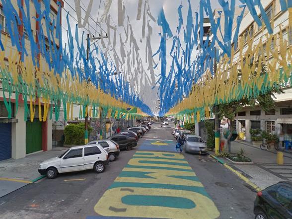 Brazil Street Decoration