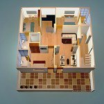 Floorplan by Prabhjotsingh333 under CC license 2.0