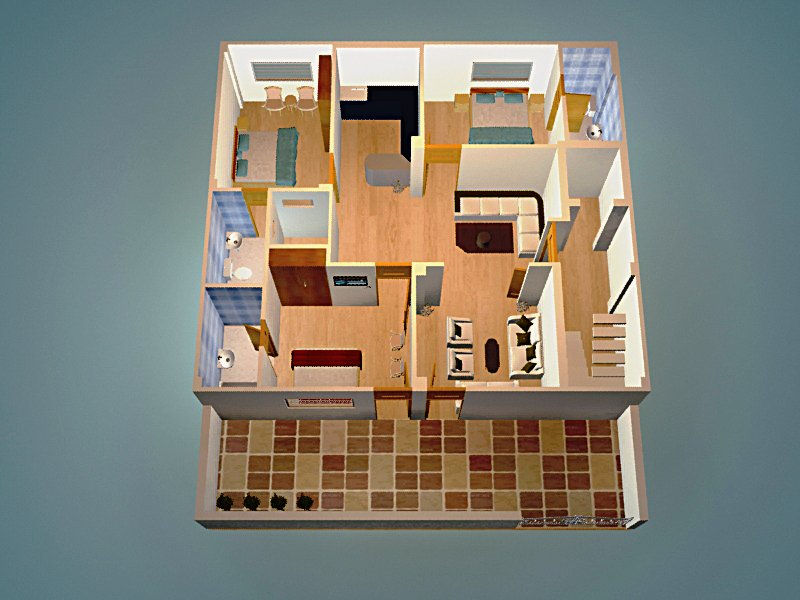 3d Floor Plans Fast Becoming A Property Marketing Must