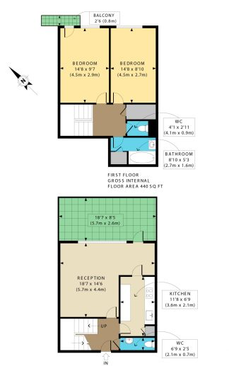 Floor plans for property professionals photoplan for Photo plan